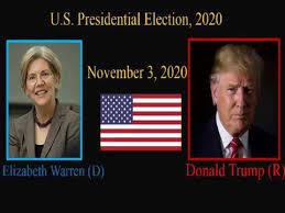 elizabeth warren resume election night 2020 president trump vs elizabeth warren youtube