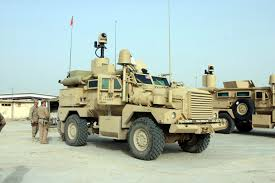 unarmored humvee cougar vehicle