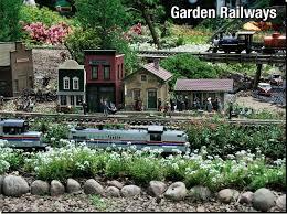 240 best railroad garden flower beds images on pinterest