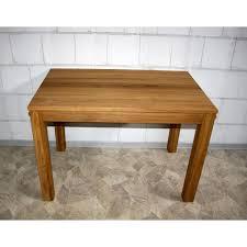 Kleiner Holz Schreibtisch Echtholz Pc Tisch Schreibtisch 110x70 Holz Wildeiche Massiv Geölt