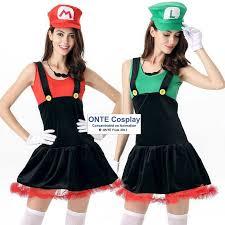 Halloween Costumes Luigi Buy Wholesale Womens Luigi Costume China Womens Luigi