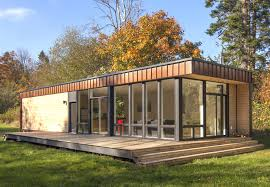 tiny houses prefab the element 1 a small prefab house by method homes