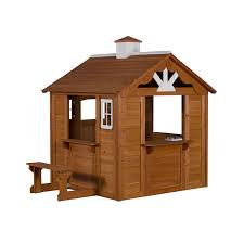 amazon com backyard discovery summer cottage all cedar wood