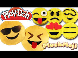 dafont emoji giant emoji pillows play doh surprises plushmoji giant pillows