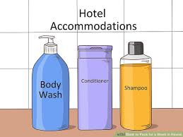 Hawaii travel toiletries images 3 ways to pack for a week in hawaii wikihow jpg