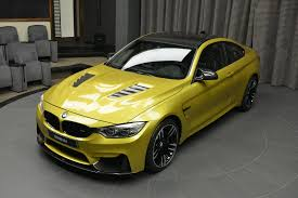 stanced bmw m4 bmw m4 yellow u2013 new cars gallery