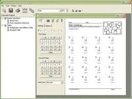 math worksheet factory free worksheets library download and