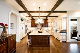 reclaimed white oak kitchen cabinets kitchen with white and stained custom cabinets exposed