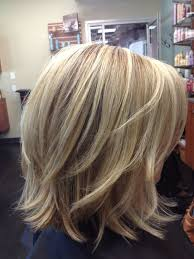 putting layers in shoulder length hair 25 exciting medium length layered haircuts medium layered