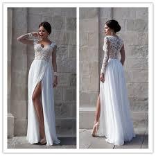 simple beach wedding dresses 2016