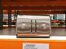 Convection Toaster Oven Costco Kitchenaid 4 Slice Toaster With Lift Lever Model Kmt4115css