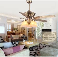 Leaf Ceiling Fan Ceiling Fan With Light And Remote Control - Dining room ceiling fans