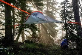 hammock mid air camping tentsile flite u0027hanging tent u0027 review