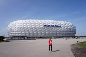 Garda Bad Hersfeld Reisebüro Solatour Im Fc Köln Trikot Richtung Allianz Arena