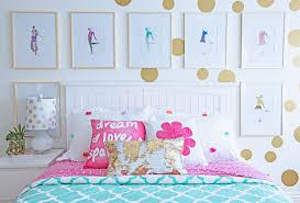 What Now Dream Bedroom Makeover - tween u0027s bedroom makeover reveal tidbits u0026twine