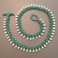 beaded beads necklace images 1352 best beaded necklace images bead patterns jpg