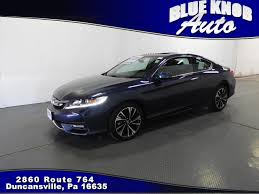 2004 Honda Accord Coupe Lx Honda Accord Coupe In Pennsylvania For Sale Used Cars On