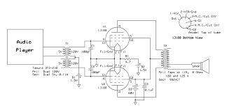 ka7oei u0027s blog a simple push pull audio amplifier using russian