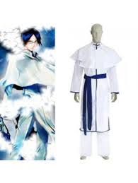 Bleach Halloween Costumes Bleach Tesla Cosplay Costume Sale Bleach Cosplay