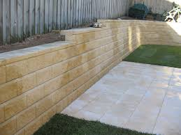 living edge landscapes of sydney australia retaining walls and