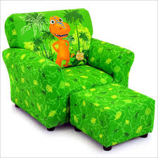 Inflatable Chair And Ottoman by Dinosaur Train Club Chair And Ottoman Set In Buddy Green By Kidz