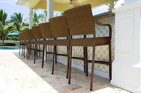 Counter Height Outdoor Bar Stools Tempting Outdoor Counter Height Bar Stools Click Photos To Enlarge