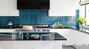 kitchen backsplash colors 28 colorful kitchens that will inspire you black granite