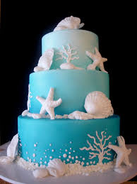 beach themed wedding cakes and prices decorating of party