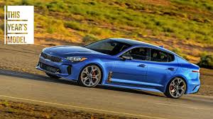 build a kia the 2018 kia stinger gt pokes ze germans in their lederhosen the