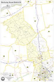 kentucky house map kentucky 62nd district house of representatives map news