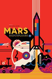 materasso nasa nasa s new space tourism posters are spellbinding nasa tourism