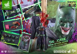 joker tattoo redemption code dc comics the joker batman imposter version sixth scale figu