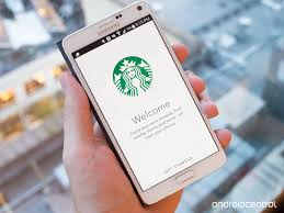 starbucks app android starbucks app updated to support android 5 0 qhd screens
