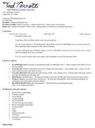 Technical Writer Resume Sample by Examples Of Resumes Resume Counselor Internship Pg2