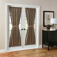 curtains for patio doors curtains for french doors ideas