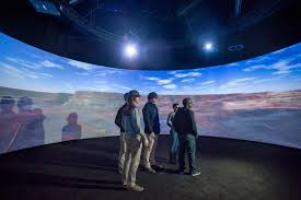 the 4m kumba virtual reality centre for mine design at the