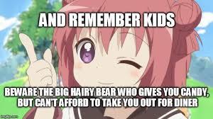 Anime Girl Meme - happy anime girl memes imgflip