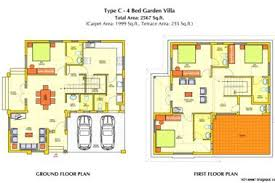 contemporary house floor plans 32 contemporary house floor plans and designs 3 beautiful modern