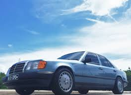 mercedes benz w201 w124 190e 16v cosworth 5 speed chasing 86 300e