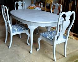 Painted Kitchen Tables Kitchen Table Adorable How To Paint A Kitchen Table And Chairs