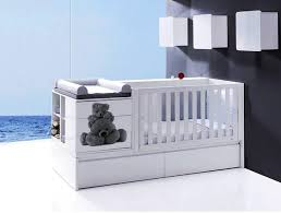 Convertible Crib With Storage Baby Cribs With Storage Nursery Ideas