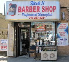 nick u0027s barber shop barbers 4004 28th ave astoria astoria ny