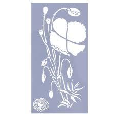 plastic heart u0026 plant cake stencils airbrush template painting