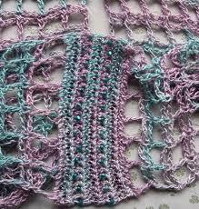 trellis crochet pattern images craft pattern ideas
