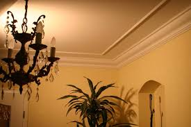 decorating exciting home depot crown molding with paint kitchen elegant home depot crown molding with black chandelier and cream wall decor for elegant interior home