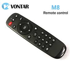 android tv box remote 1pc m8 remote controller for m8 android tv box xbmc with high
