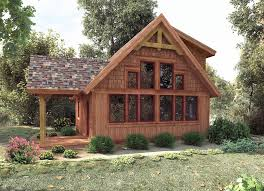 A Frame Cabin Kits For Sale by 12 Hybrid Timber Frame House Plans Tiny 17 For Small Homes