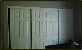 Lowes Sliding Closet Doors Closet Door Tracks Lowes Home Design Ideas