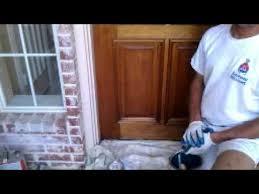 Refinish Exterior Door How To Refinish Your Front Door Stain Grade Wood