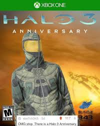 Anniversary Meme - title wants halo 3 anniversary meme by danklord9999 memedroid